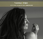 Jazzy Tuesdays with Nicole New at The Conserva