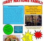 Fundraiser for a First Nations Family
