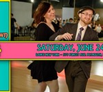 Swing dance to live music at Motor City Swing!