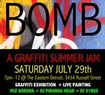 BOMB, A Graffiti Summer Jam