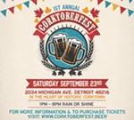 1st annual Corktoberfest