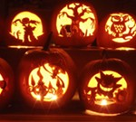 1st Annual Pumpkin Paint and Carve Off at Old Miami