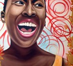 The Detroit Diaspora gallery opening