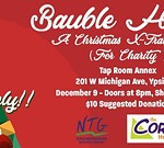 Bauble Heads: A Christmas X-travaganza (for Charity)