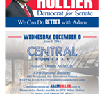 Adam Hollier for Senate Campaign Kick-Off & Holiday Charity event