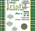 41st Annual St. Patrick Irish Festival