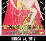 The MATI Group Presents: The Detroit Artist Ball II