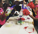 Free Youth Art Classes from Project Art