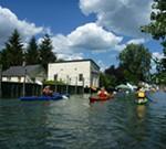 Detroit Historical Canal Kayak Tour