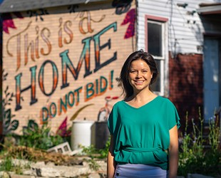 Michele Oberholtzer helped Detroiters stave off foreclosure — now she's running for state rep