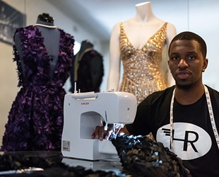 Detroit dressmaker Harry Rich Clothier brings teenage dreams to life