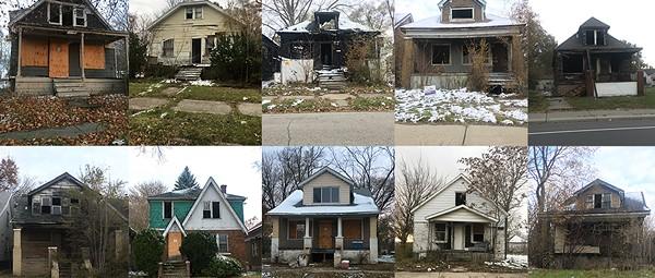 Despite demolition efforts, blight spreads undetected throughout Detroit's neighborhoods