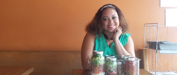 Mimi's Munchies makes healthful, fast food a snap for Detroiters