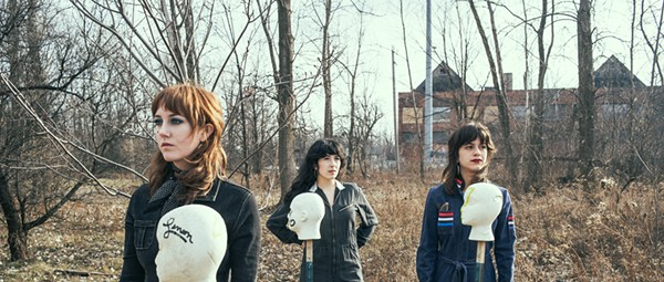 Building a mystery with Shadow Show — the girl group you wish you were in