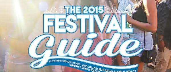 Welcome to the 2015 Festival Guide