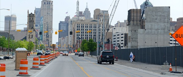 Detroit drivers are nation's best, according to study