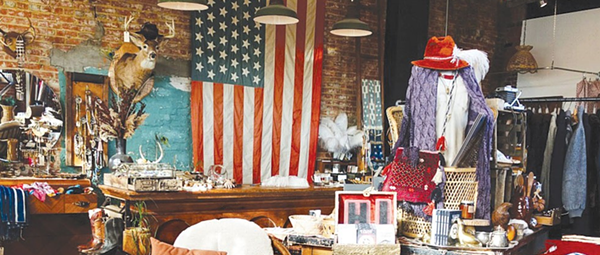 A guide to Detroit's densest shopping hubs
