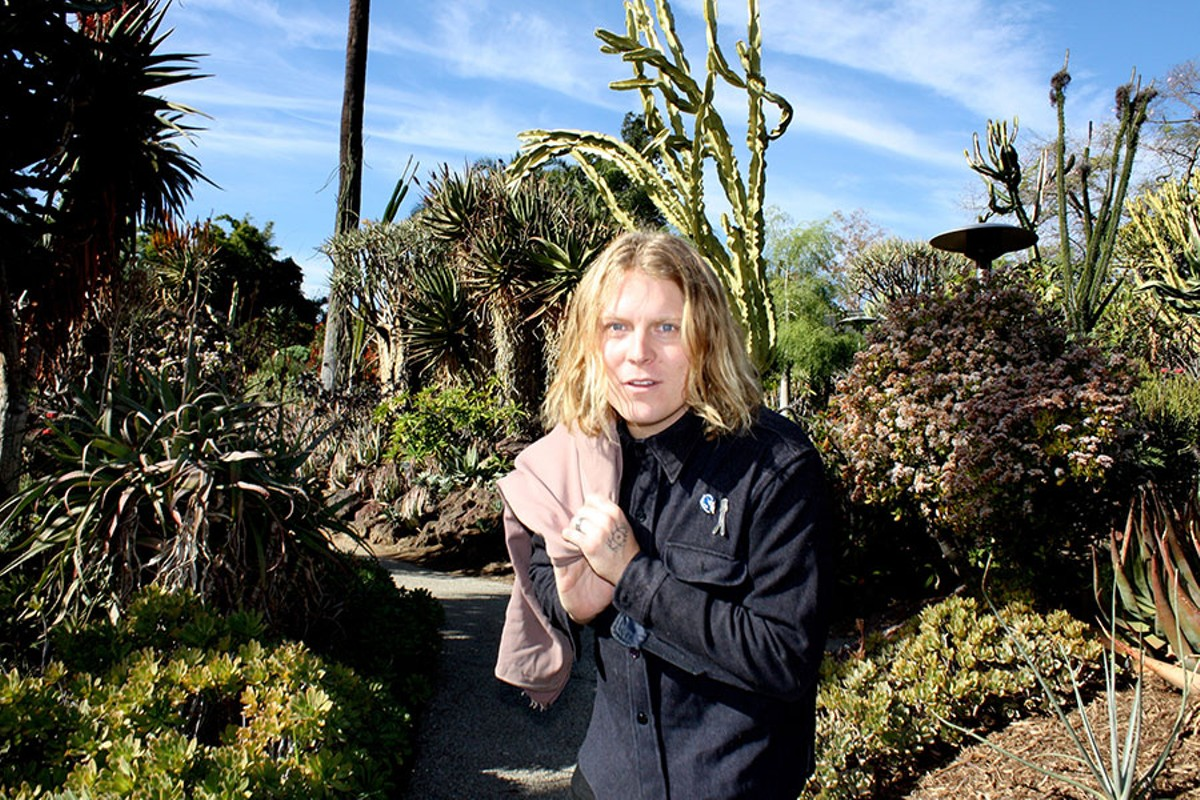 Ty Segall.