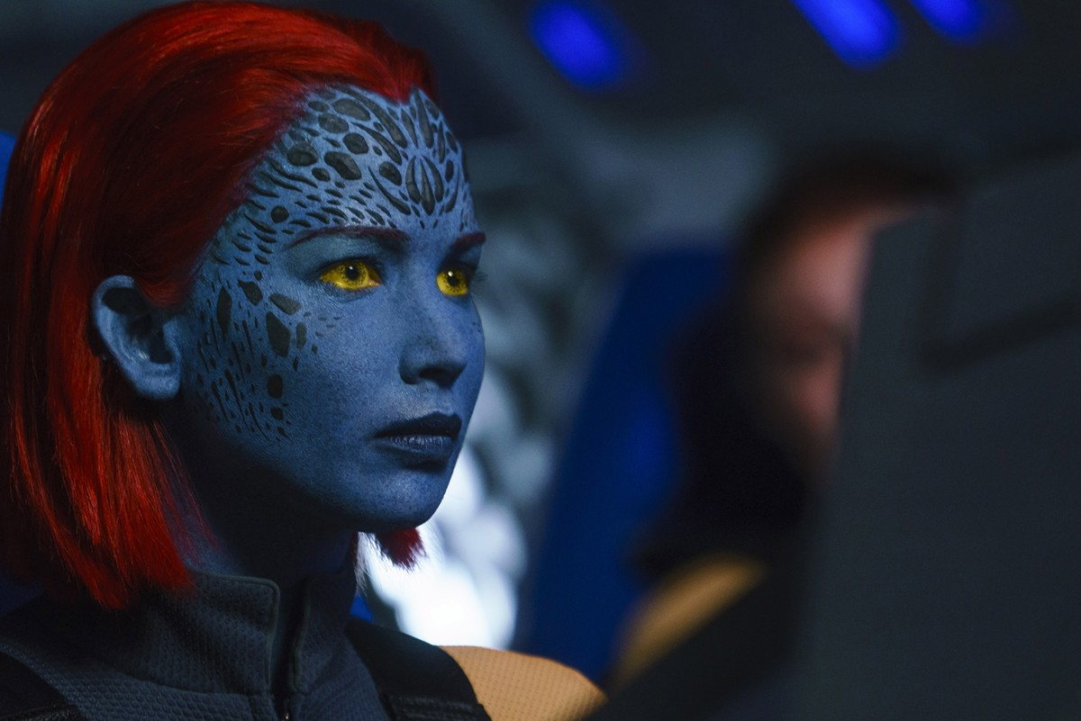 Jennifer Lawrence stars as Mystique in X-Men: Dark Phoenix.