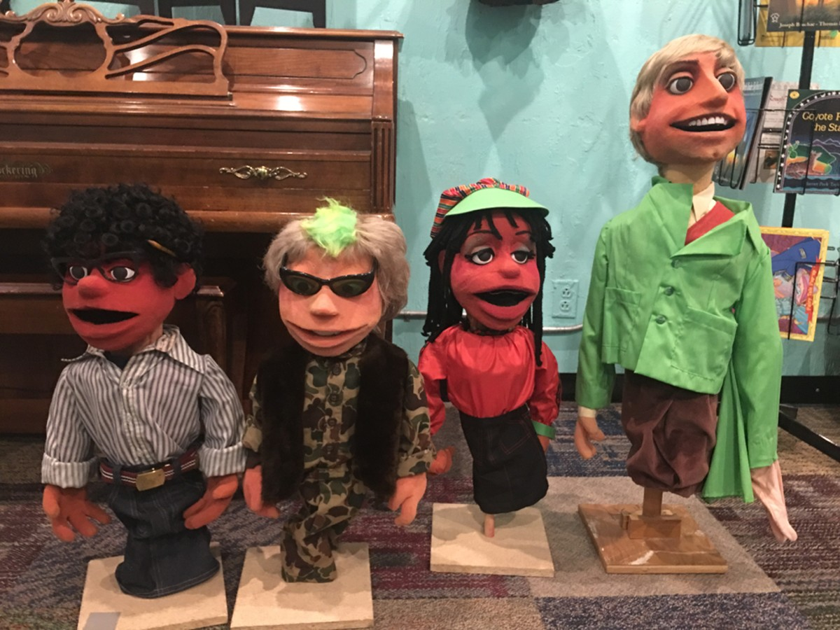 This year's Detroit Fringe Festival has plenty of puppet programming.