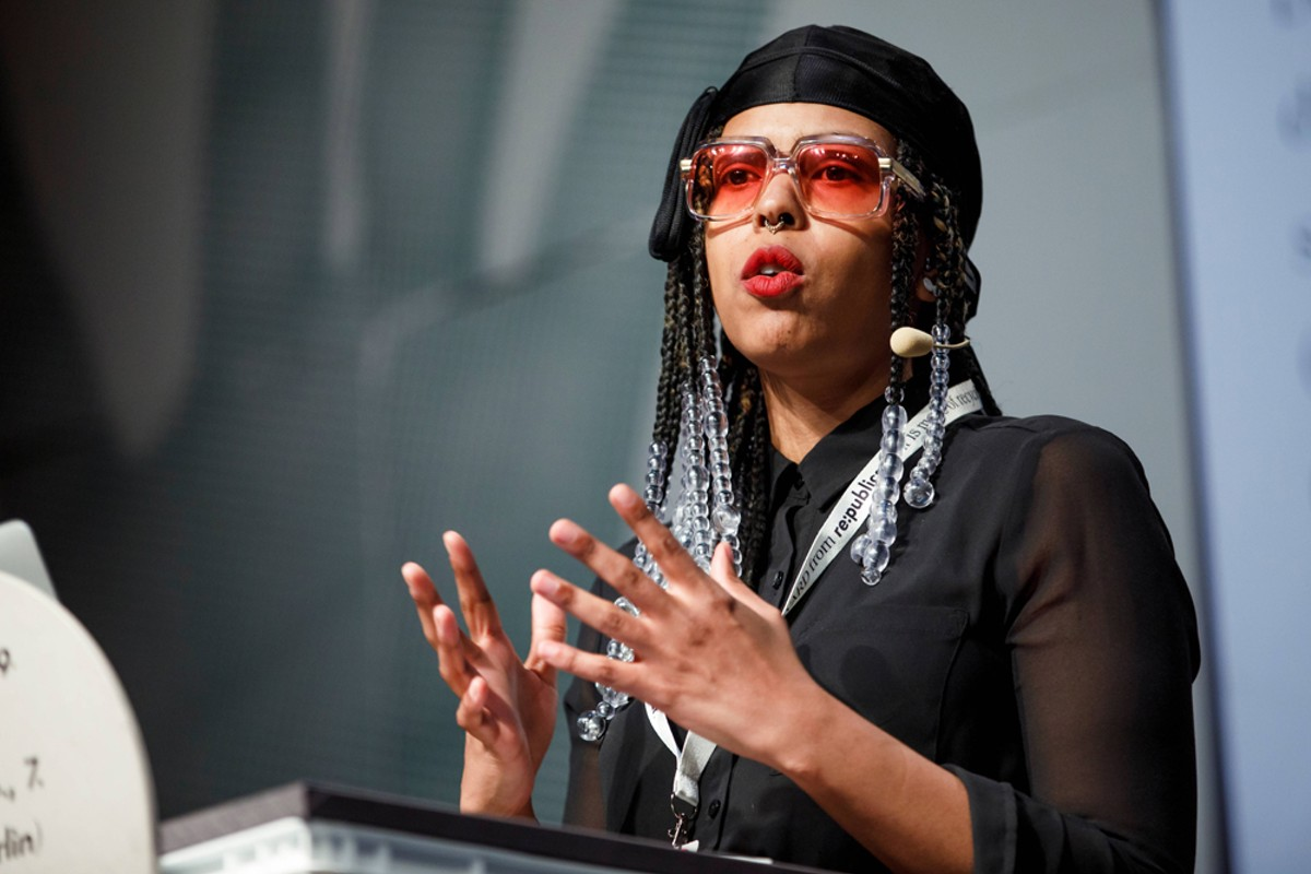 Detroit artist Tiff Massey is one of the panelists slated to speak at this year's re:publica conference in Detroit.