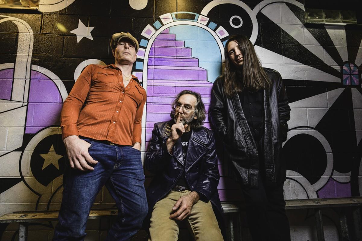 Muggs shots: Tony DeNardo, Danny Methric, and Zach Pliska.