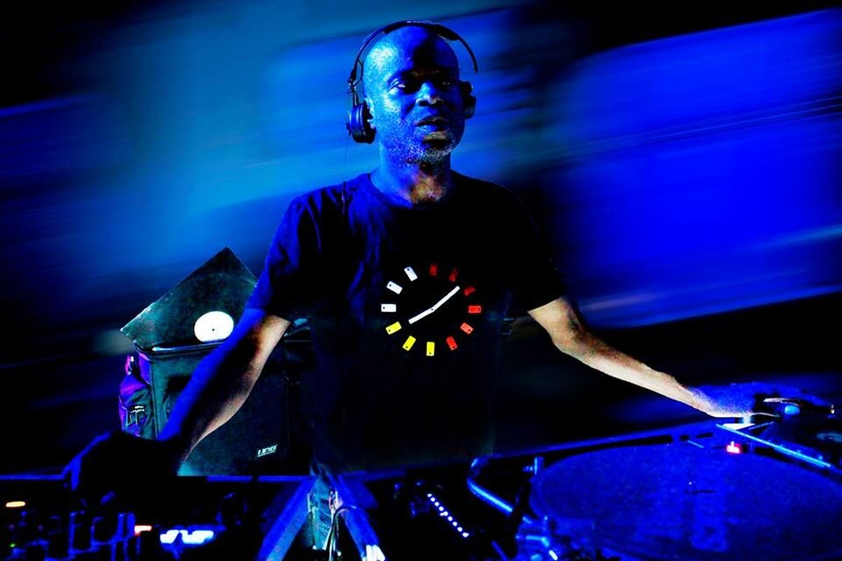 Juan Atkins is one of many artists to participate in an all-star tribute to the Electrifying Mojo.