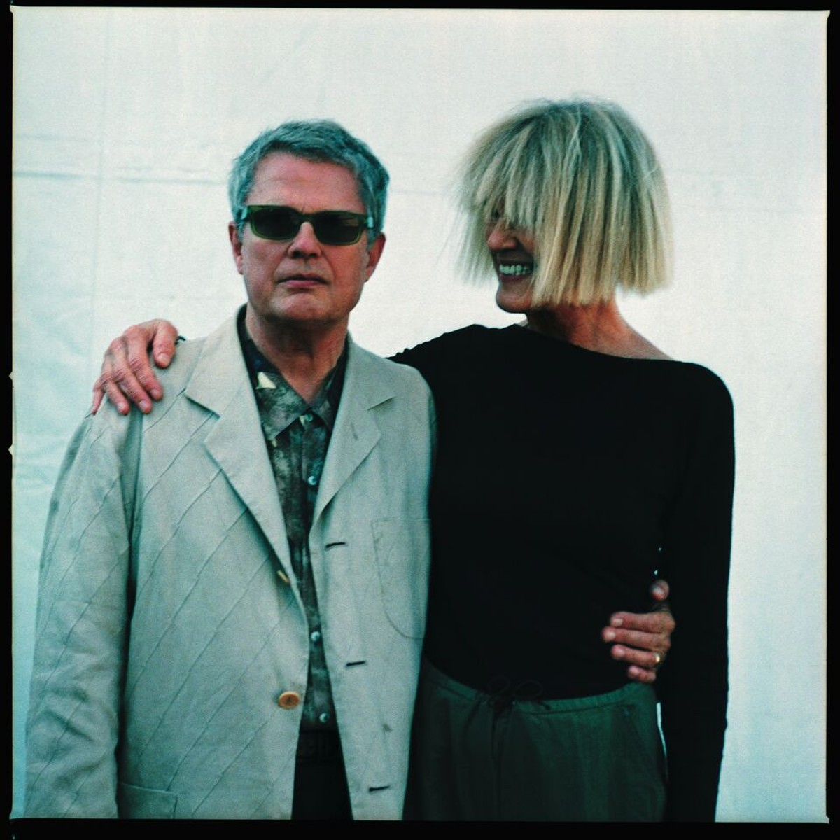 Charlie Hayden and Carla Bley