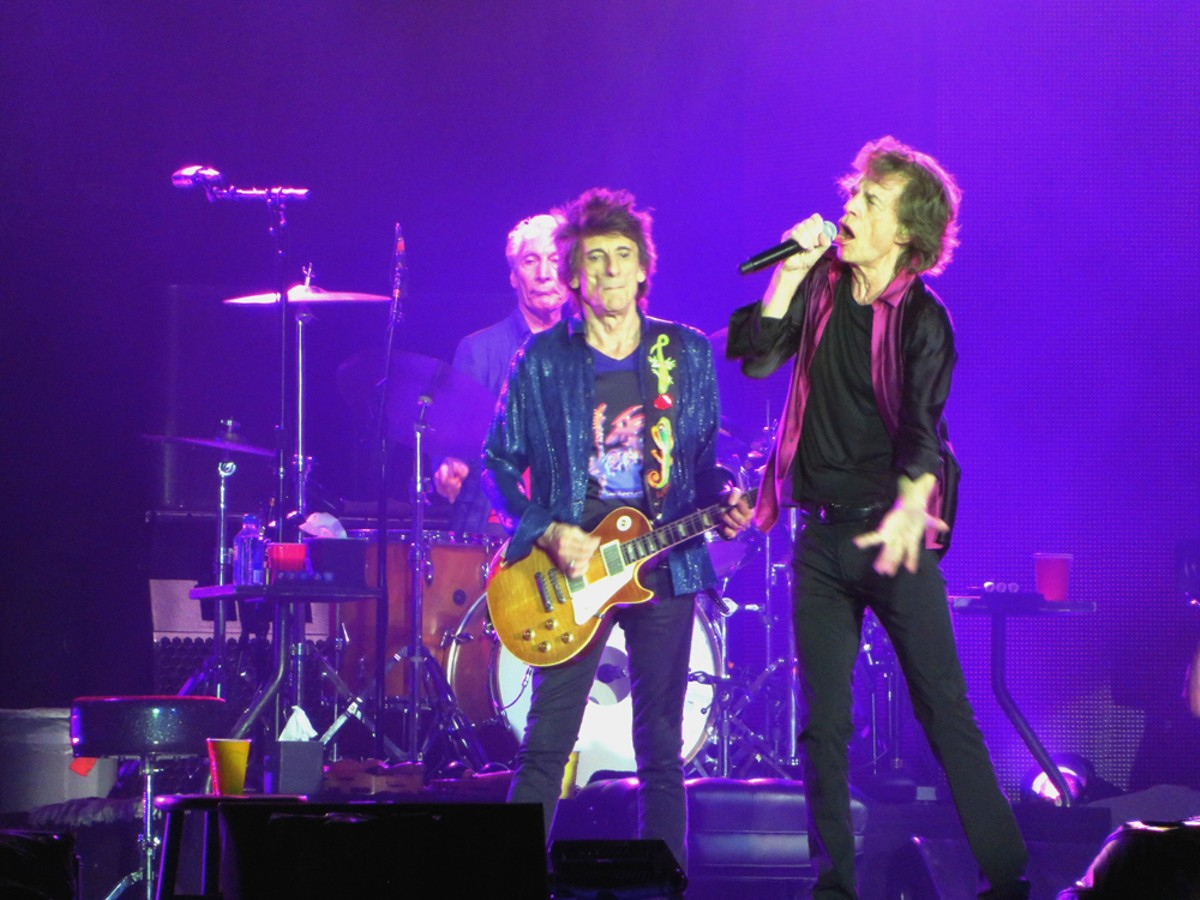 The Rolling Stones are one of the most anticipated upcoming concerts in Detroit.