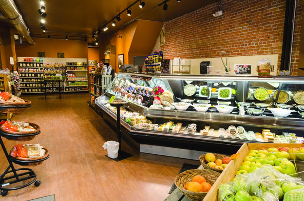 Total Health Food Store In Wyandotte