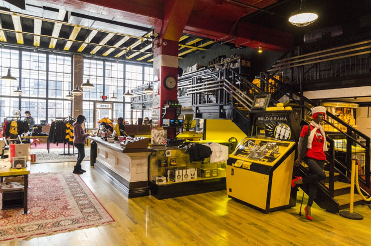 How Third Man's giant Detroit location is becoming the ultimate