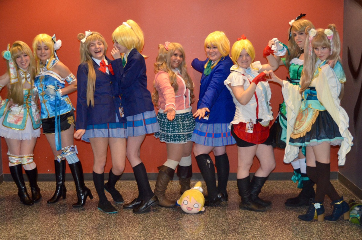 Youmacon @ Cobo Center and GM Renaissance Center. Photo by Mike Pfeiffer.