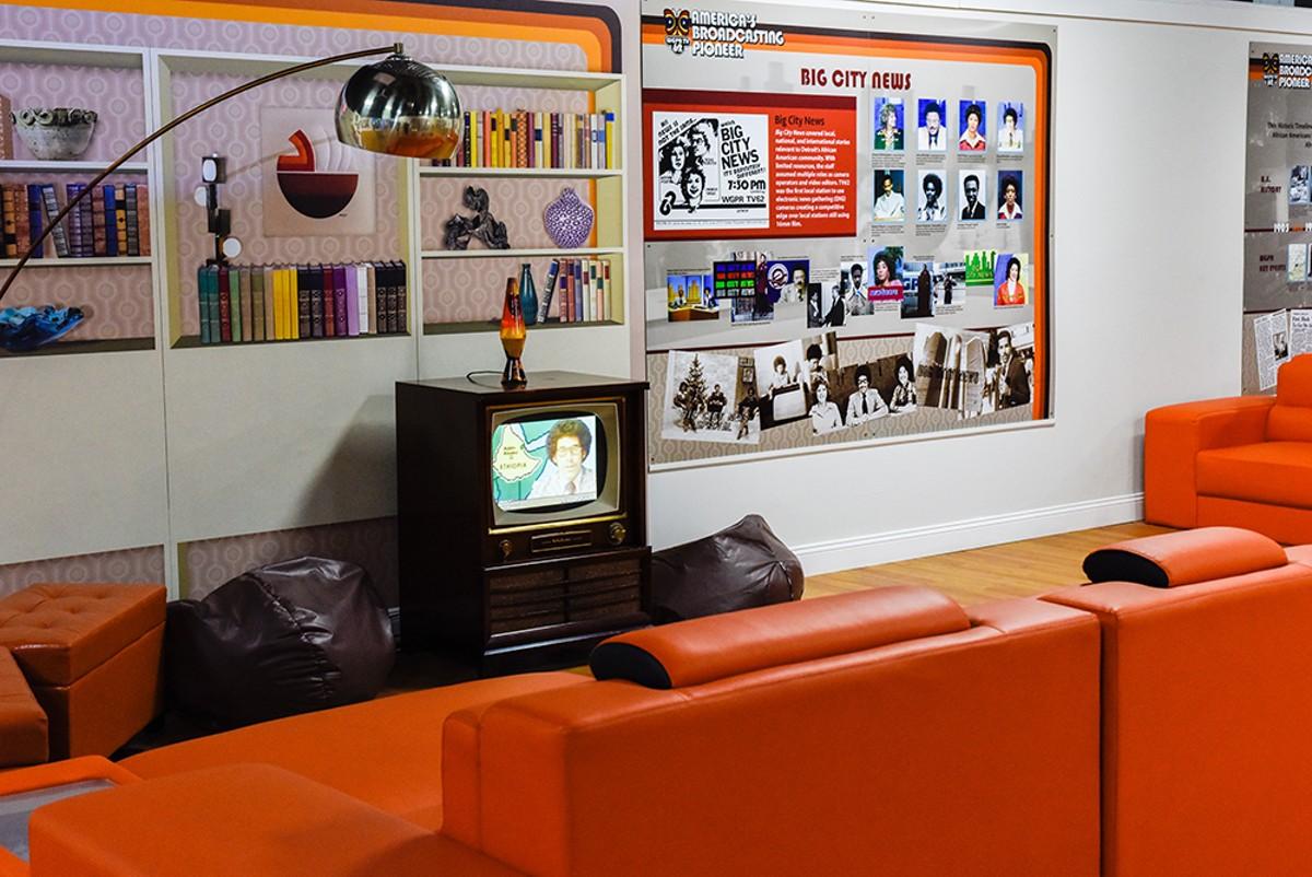 The WGPR-TV Museum.