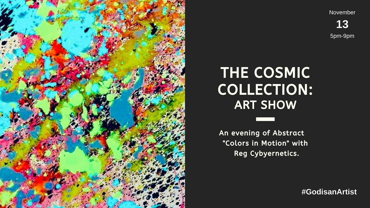 The Cosmic Collection: Art Show
