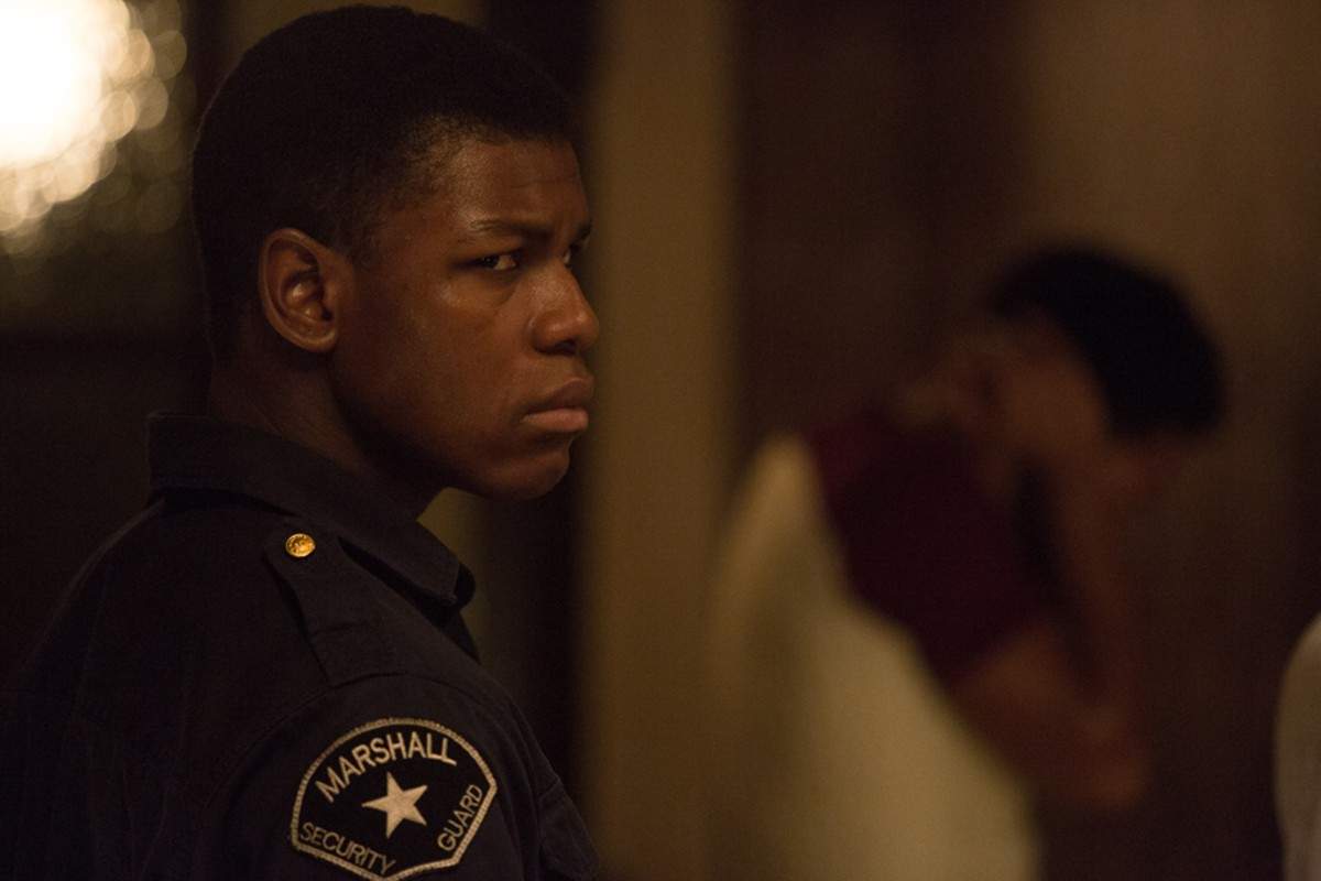 John Boyega in Kathryn Bigelow's Detroit.
