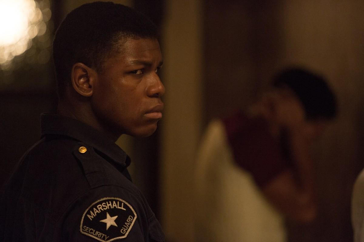 John Boyega in Kathryn Bigelow's Detroit.