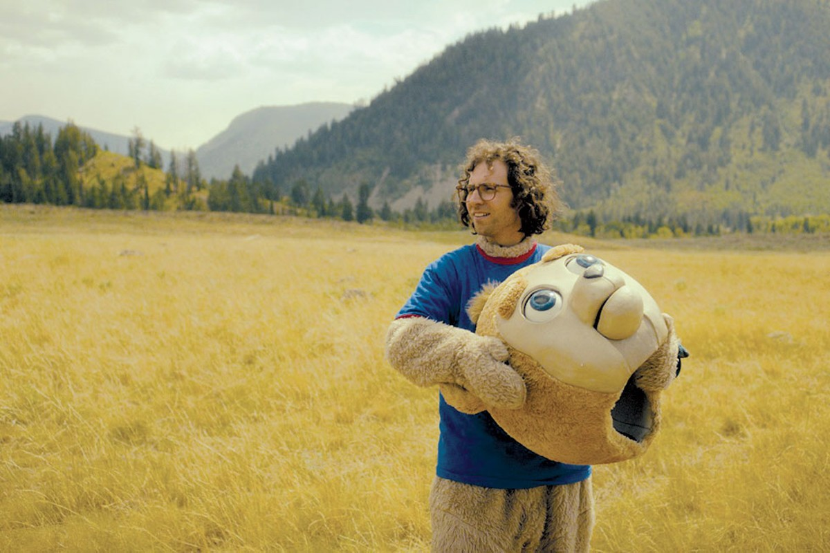 Kyle Mooney in 'Brisby Bear.'