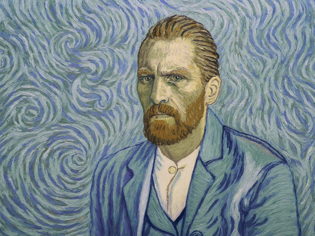 Each frame of Loving Vincent is a painting — literally.