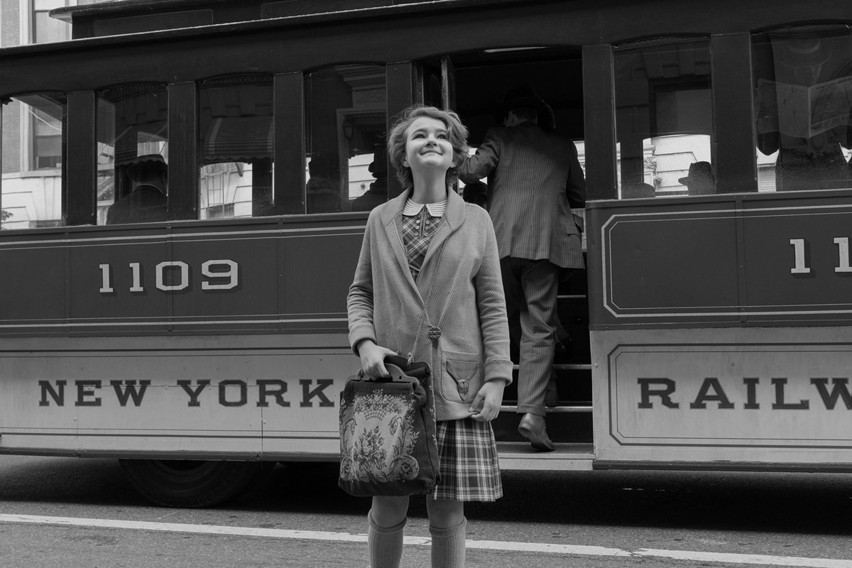 Millicent Simmonds in Wonderstruck.