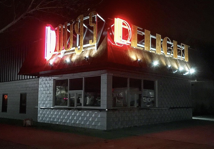 DOUG'S DELIGHT/INSTAGRAM