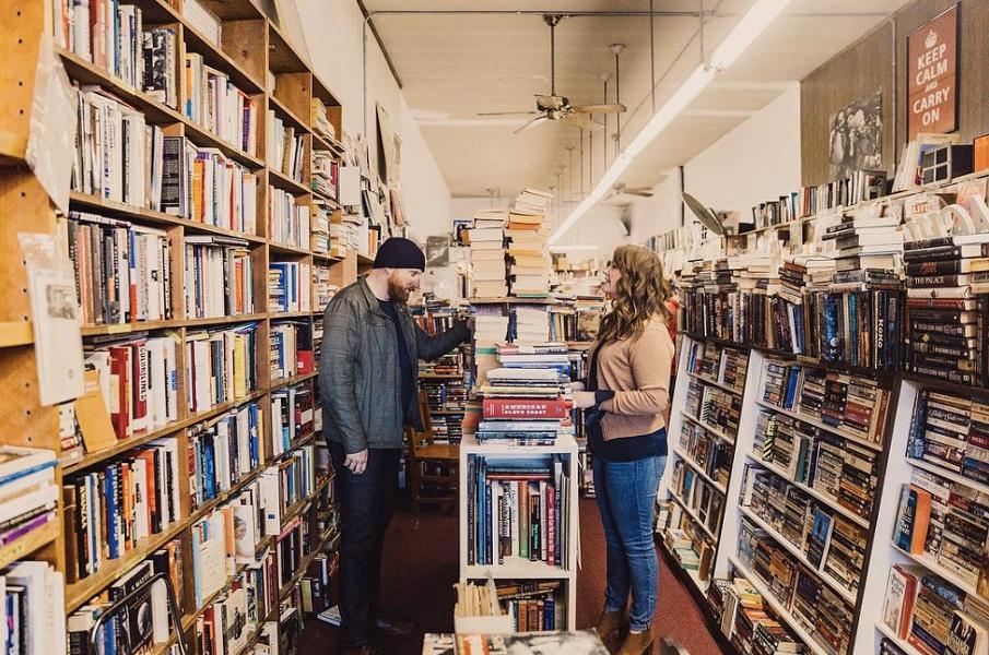 LIBRARY BOOKSTORE, VIA INSTAGRAM @DANCOXPHOTO