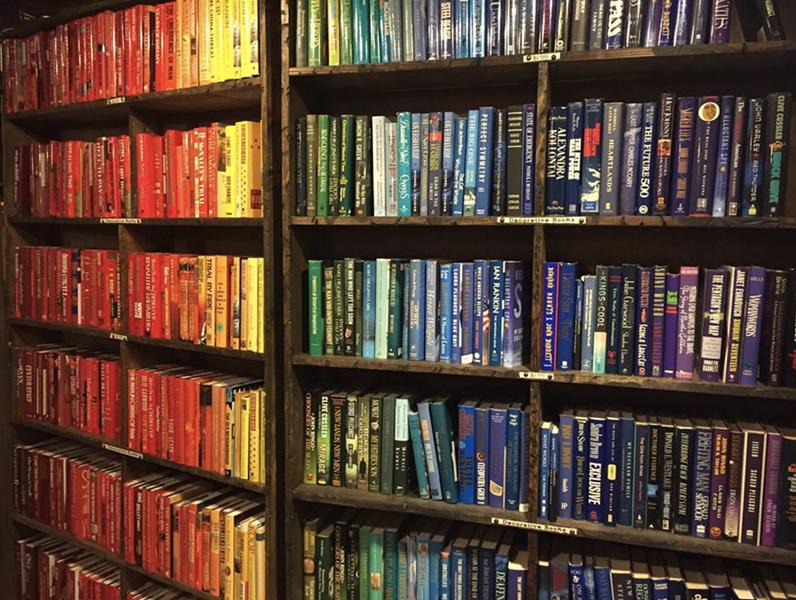 COMMON LANGUAGE BOOKSTORE, VIA FACEBOOK