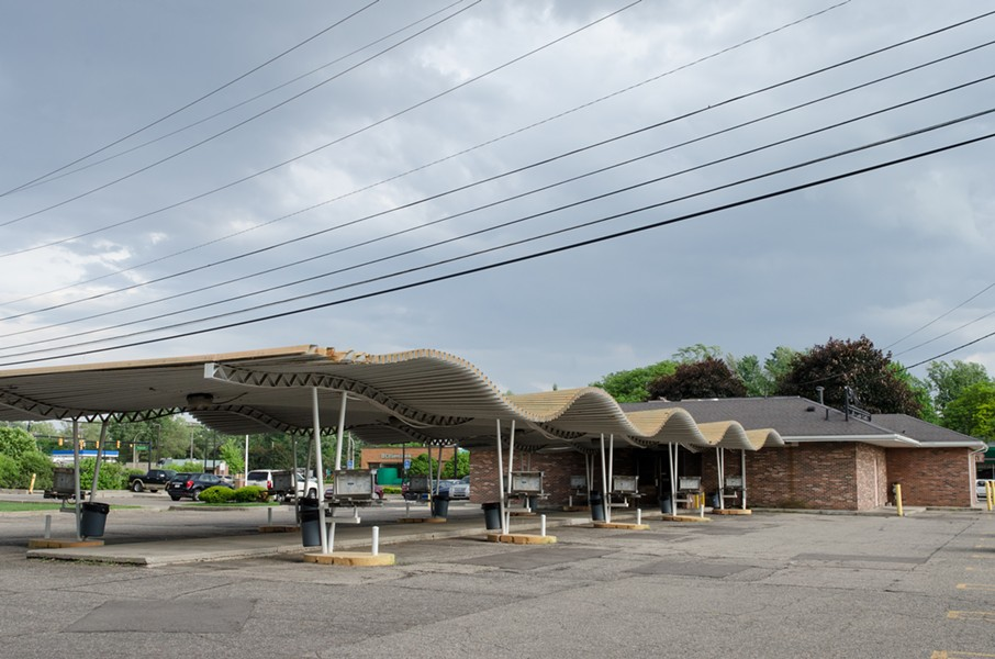 Daly Drive-In, Livonia. - CHELSEA OVERTON
