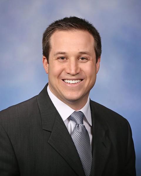 State Rep. Robert Wittenberg. - MICHIGAN HOUSE