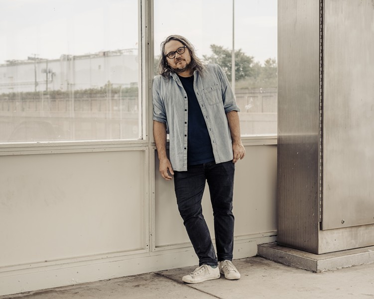 Jeff Tweedy - PHOTO PROVIDED BY PITCH PERFECT PR, WHITTEN SABBATINI