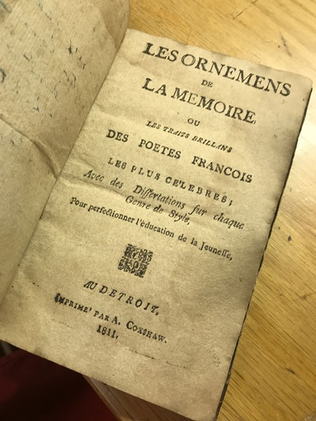 COURTESY OF JOHN K. KING USED & RARE BOOKS