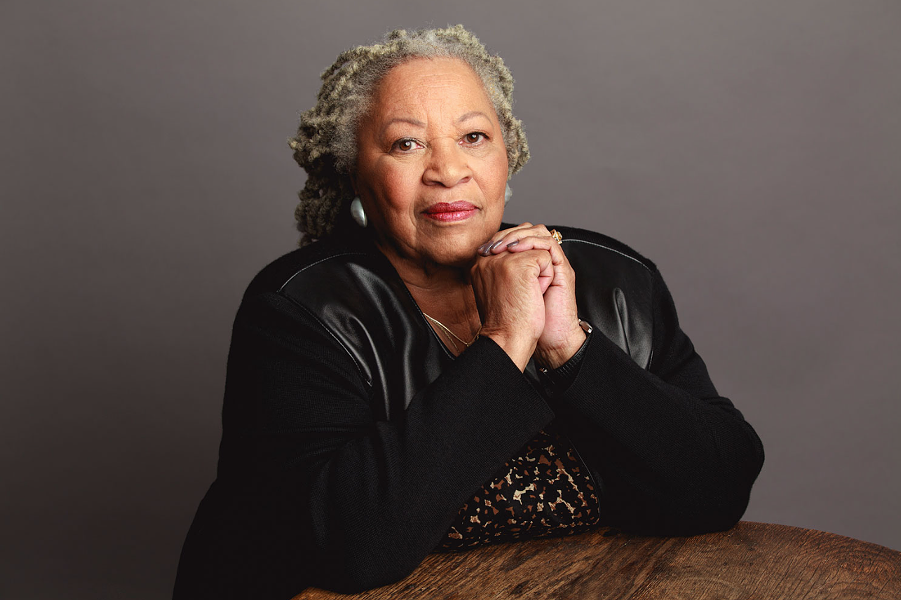Toni Morrison. - TIMOTHY GREENFIELD-SANDERS