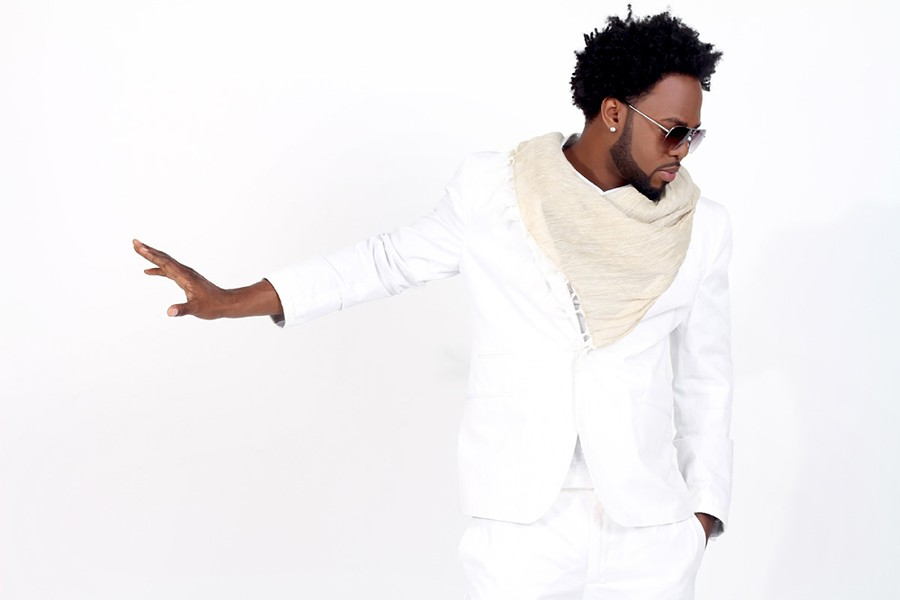 Dwele. - COURTESY OF THE ARTIST