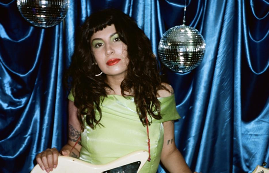 Jessica Hernandez. - TAYLOR BONIN