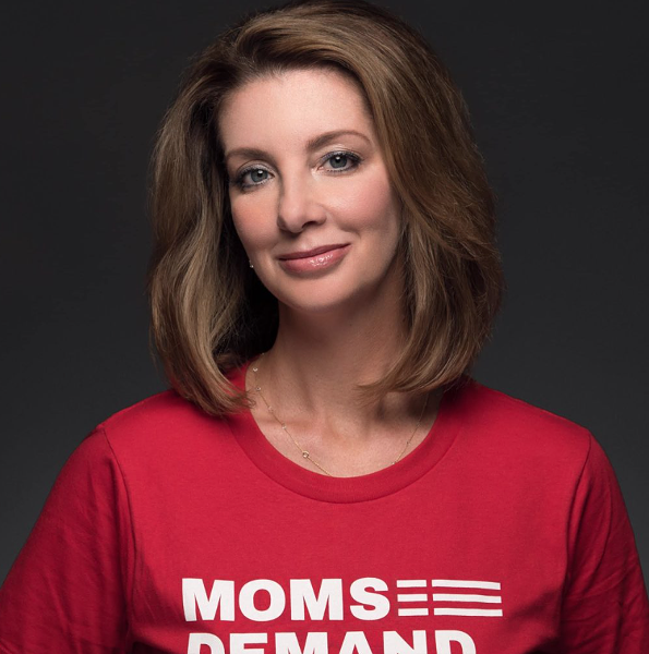 Shannon Watts. - COURTESY OF MOMS DEMAND ACTION